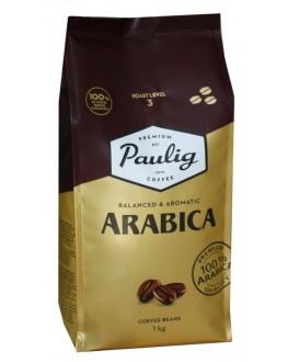 Кава PAULIG Arabica зернова 1 кг (6418474039008)