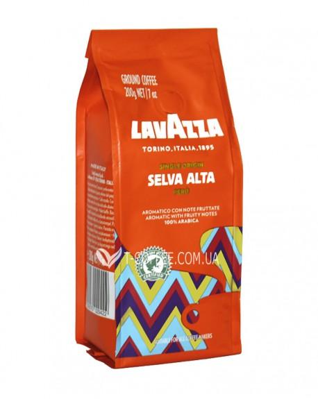 Кофе Lavazza Selva Alta Peru молотый 200 г (8000070029422)