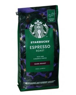 Кофе STARBUCKS Espresso зерновой 200 г (7613036932172)