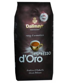 Кофе DALLMAYR Espresso d'Oro зерновой 1 кг (4008167154679)