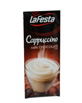 Капучино LA FESTA Cappuccino Chocolate Шоколад 12,5 г (5900910000761)