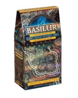 Чай BASILUR Magic Nights 1001 Ночь - Восточная 100 г к/п (4792252916425)
