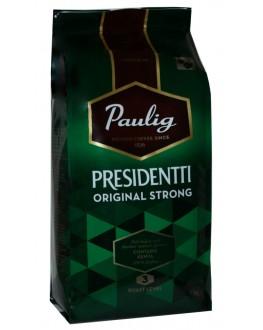 Кава PAULIG Presidentti Original Strong зернова 1 кг (6411300169344)