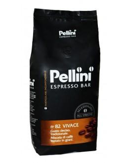 Кава PELLINI Espresso Bar n82 Vivace зернова 1 кг (8001685122423)