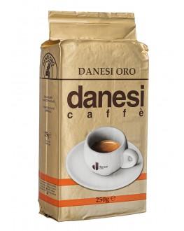 Кофе DANESI Oro молотый 250 г (8000135013274)