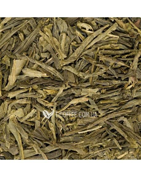Сенча зеленый классический чай Країна Чаювання 100 г ф/п
