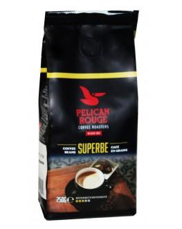 Кофе PELICAN ROUGE Superbe зерновой 250 г (5410958118989)