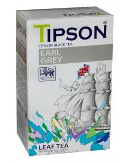 Чай Tipson Earl Grey Ерл Грей 85 г к/п (4792252931305)
