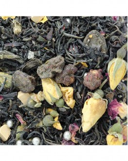 Ночь в Венеции купаж черного и зеленого чая Світ чаю