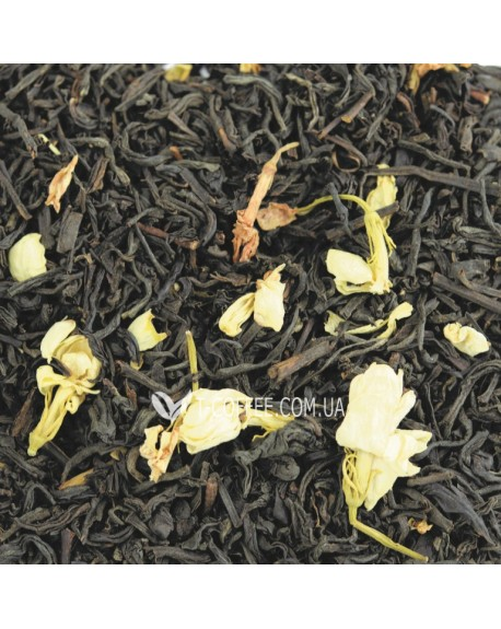 Граф Грэй с Жасмином черный ароматизированный чай Світ чаю
