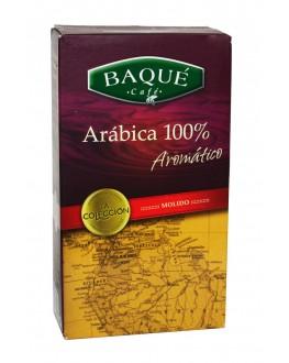 Кава CAFE BAQUE Arabica 100% Aromatico мелена 250 г (8410684954100)
