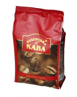 Кофе ВІДЕНСЬКА КАВА Espresso Classic зерновой 500 г