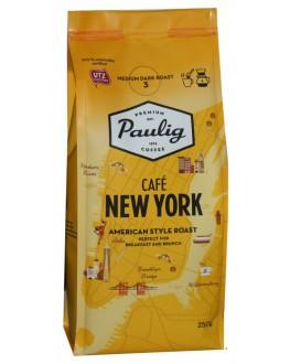 Кава PAULIG Cafe New York мелена 250 г (6411300172078)