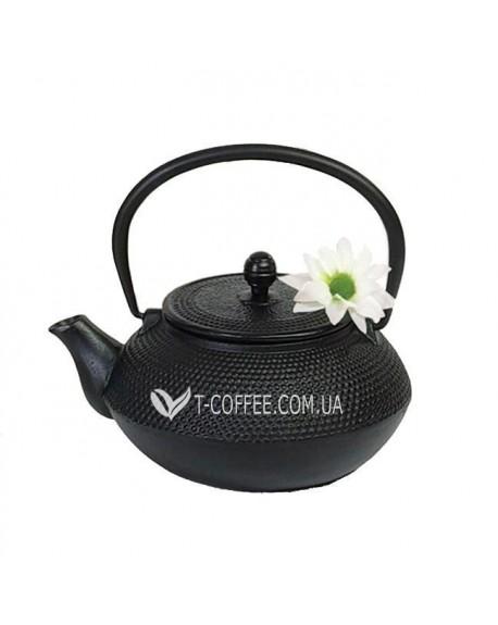 Чайник чугунный Сеул черный 550 мл