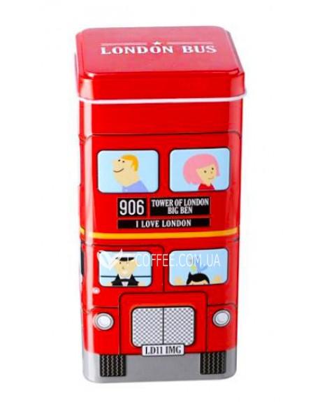 Банка London Bus жестяная 200 г