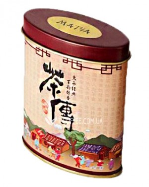 Матча Зеленый зеленый элитный чай Чайна Країна 30 г ж/б