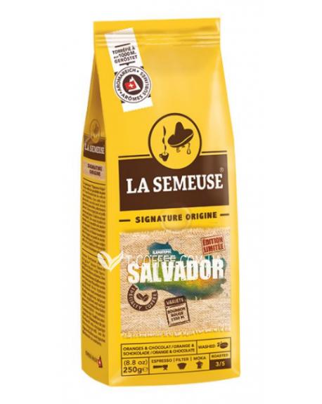 Кофе La Semeuse Salvador  зерновой 250 г