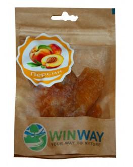 Персик WINWAY сушений 100 г (4821912900020)