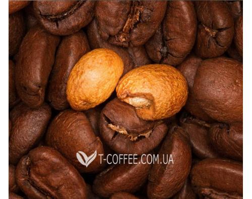 Светлые зёрна как дефект кофейных бобов