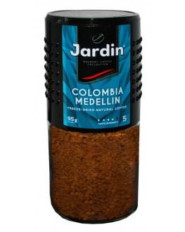 Кава JARDIN Colombia Medellin розчинна 95 г скл. б. (4823096803593)