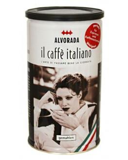 Кава ALVORADA il Caffe Italiano мелена 500 г ж/б