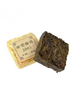 Пу Эр Премиум Черный Прессованный чай Світ чаю
