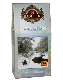 Чай BASILUR Winter Tea Зимний - Времена Года 100 г к/п (4792252100398)