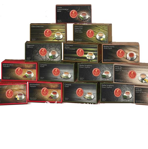 Пакетированный чай Julius Meinl