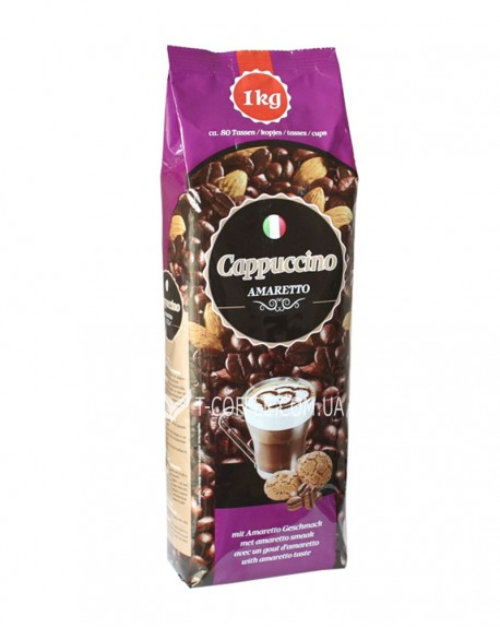 Капучино Cappuccino Амаретто 1 кг