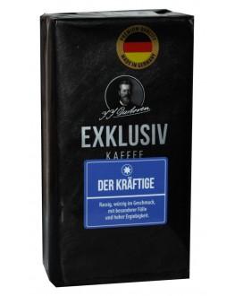 Кава JJ DARBOVEN Exklusiv Kaffee der Krаftige мелена 250 г (4006581019543)