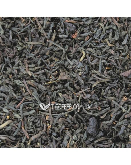 Дикая Вишня черный ароматизированный чай Світ чаю