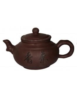 Чайник глиняний Бамбук 300 мл