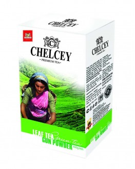 Чай CHELCEY GunPowder Ганпаудер 100 г к/п (4791052621928)