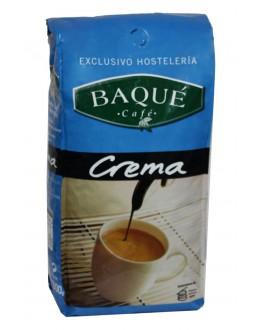 Кава CAFE BAQUE Crema зернова 1 кг (8410684921232)