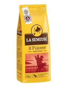 Кофе LA SEMEUSE Il Piacere зерновой 250 г (7610244002505)
