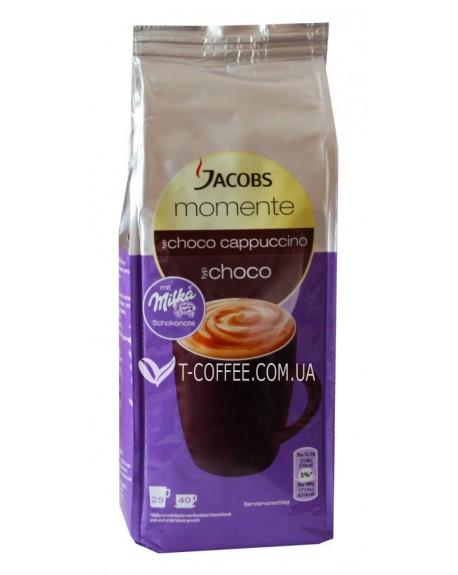 Капучино Jacobs Choco Cappuccino Шоколад Milka 500 г (8711000524589)