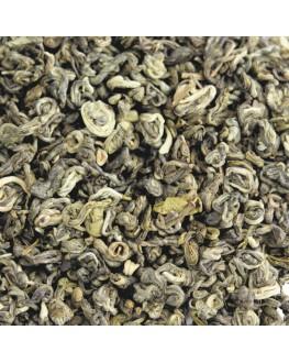 Зеленая Улитка зеленый классический чай Османтус