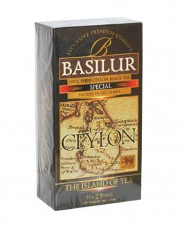 Чай BASILUR Special Особый - Чайный Остров 25 х 1,5 г (4792252917217)