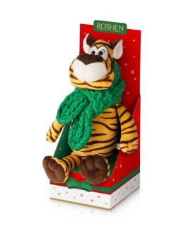 Новорічний подарунок ROSHEN №16 Тигр Таббі 2022 383 г (4823077635304)