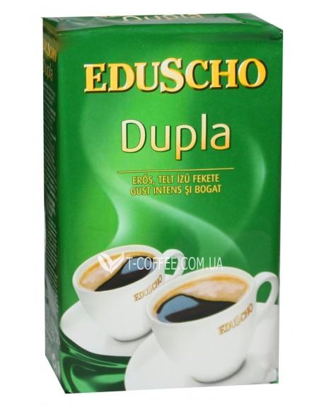 Кофе EDUSCHO Dupla молотый 250 г (5997338141633)