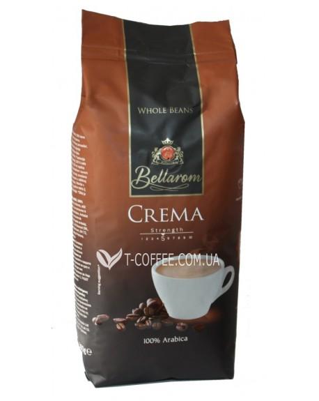 Кофе Bellarom Crema 100% Arabica зерновой 500 г (20119198)