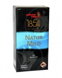 Кофе SCHIRMER Natur Mild молотый 500 г (4007611410118)