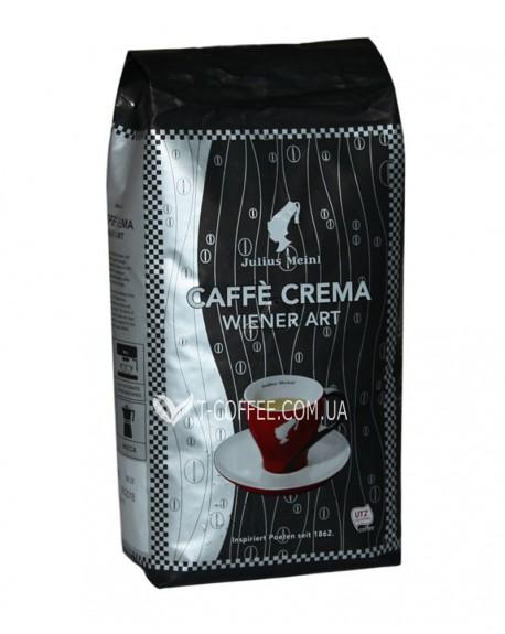 Кофе Julius Meinl Caffe Crema Wiener Art зерновой 1 кг (9000403765095)