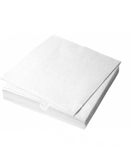 Салфетки бумажные белые 500 шт