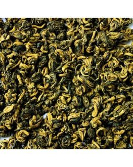 Золотий Равлик чорний елітний чай Країна Чаювання 100 г ф/п
