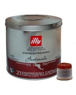 Кофе ILLY IperEspresso Monoarabica Guatemala в капсулах 21 х 6,7 г (8003753943718)