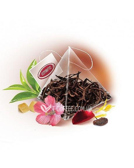 Рецепт Клеопатры черный ароматизированный чай Османтус 50 х 2 г