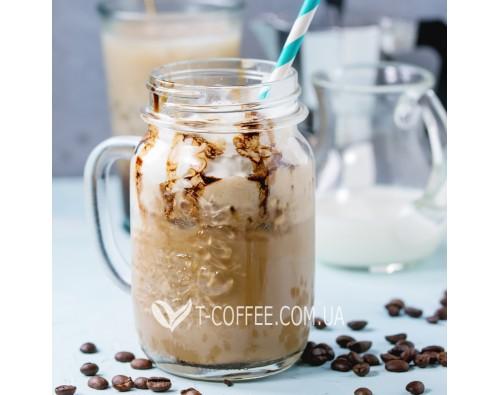 Рецепт холодного кофе с амаретто
