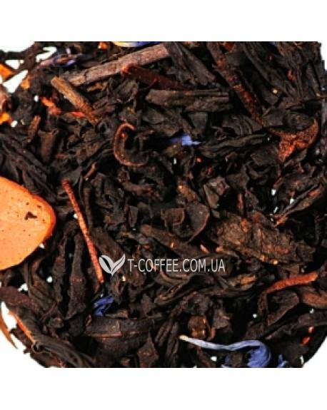 Сладкий Сливочный черный ароматизированный чай Чайна Країна