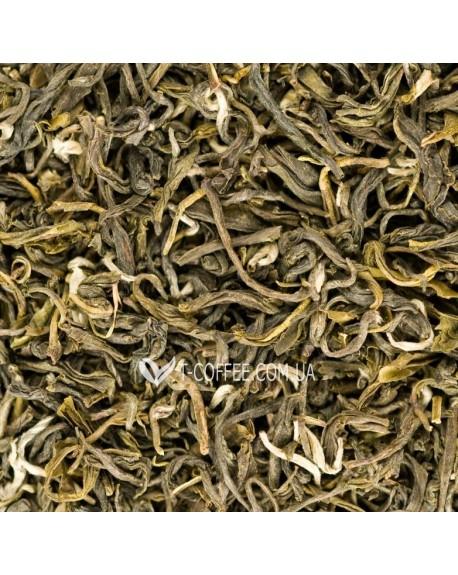 Бархатные Облака зеленый классический чай Чайна Країна